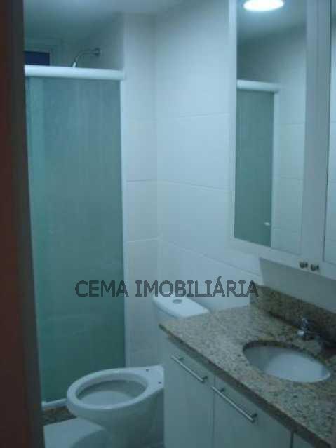 Banheiro - Apartamento 3 quartos à venda Tijuca, Zona Norte RJ - R$ 1.130.000 - LAAP30841 - 10