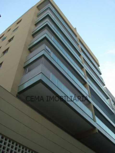 Fachada - Apartamento 3 quartos à venda Tijuca, Zona Norte RJ - R$ 1.130.000 - LAAP30841 - 1