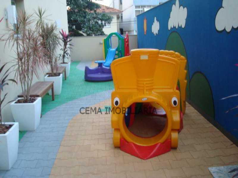 Infra - Apartamento 3 quartos à venda Tijuca, Zona Norte RJ - R$ 1.130.000 - LAAP30841 - 12