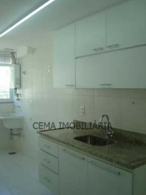 Cozinha - Apartamento 3 quartos à venda Tijuca, Zona Norte RJ - R$ 1.130.000 - LAAP30841 - 9