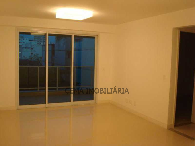 Sala - Apartamento 3 quartos à venda Tijuca, Zona Norte RJ - R$ 1.130.000 - LAAP30841 - 6