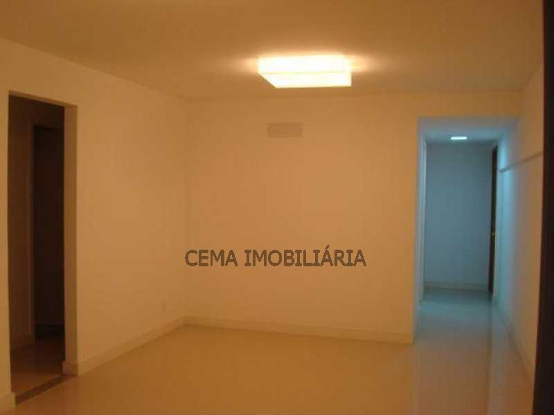 Sala - Apartamento 3 quartos à venda Tijuca, Zona Norte RJ - R$ 1.130.000 - LAAP30841 - 7
