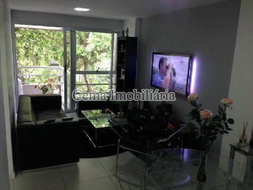 APARTAMENTO BOTAFOGO - Apartamento À Venda - Botafogo - Rio de Janeiro - RJ - LA33320 - 1