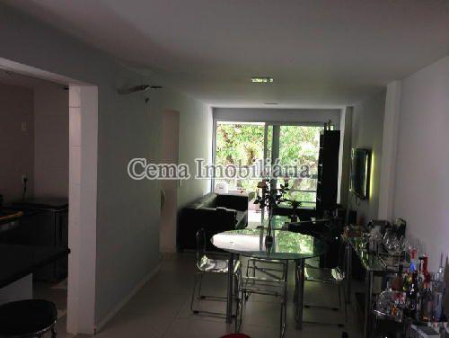 SALA - Apartamento À Venda - Botafogo - Rio de Janeiro - RJ - LA33320 - 5