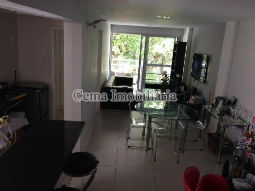 SALA  ANG. 1 - Apartamento À Venda - Botafogo - Rio de Janeiro - RJ - LA33320 - 3