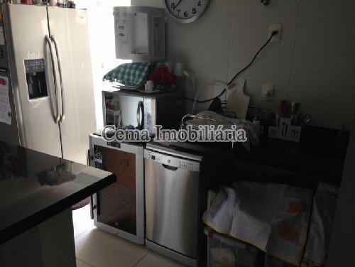COZINHA - Apartamento À Venda - Botafogo - Rio de Janeiro - RJ - LA33320 - 6