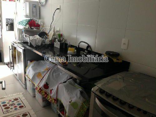 COZINHA  ANG. 1 - Apartamento À Venda - Botafogo - Rio de Janeiro - RJ - LA33320 - 7