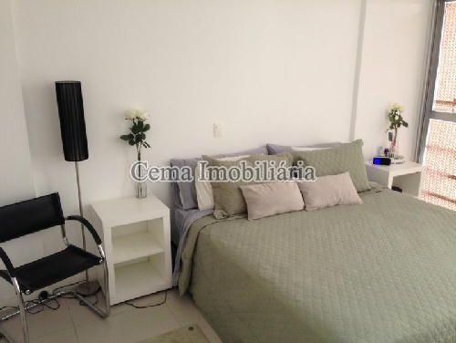 QUARTO 1 - Apartamento À Venda - Botafogo - Rio de Janeiro - RJ - LA33320 - 11