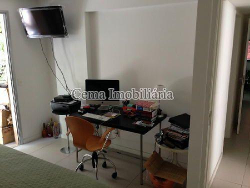 QUARTO 2 ANG. 1 - Apartamento À Venda - Botafogo - Rio de Janeiro - RJ - LA33320 - 13