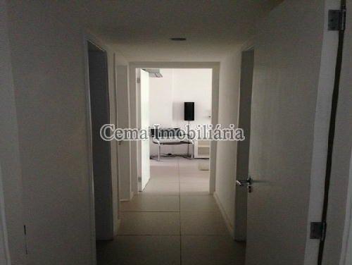 CIRCULAÇÃO - Apartamento À Venda - Botafogo - Rio de Janeiro - RJ - LA33320 - 15