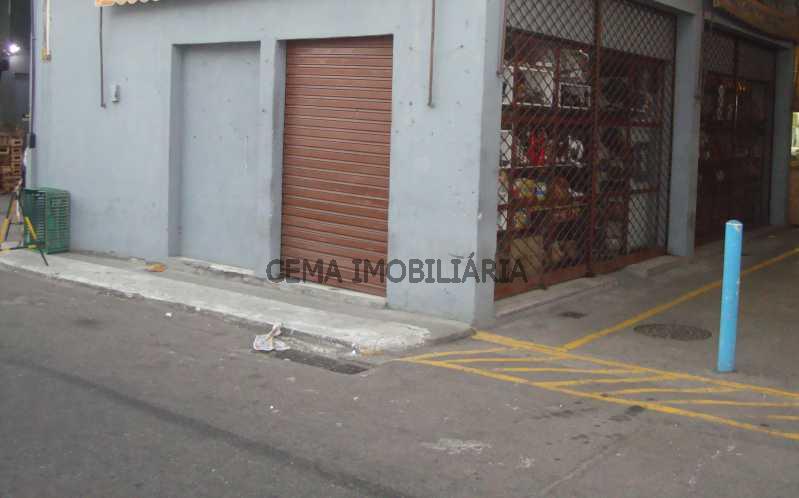 Fachada - Loja À Venda - Benfica - Rio de Janeiro - RJ - LALJ00016 - 5