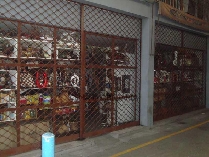 Fachada - Loja 90m² à venda Benfica, Zona Norte RJ - R$ 250.000 - LALJ00016 - 6