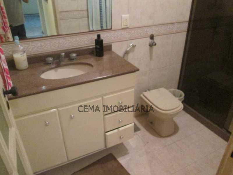 Banheiro social - LAAP21073 VENDO EXCELENTE APARTAMENTO 2 QUARTOS NA PRAIA DO FLAMENGO - LAAP21073 - 15