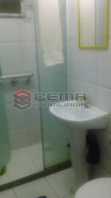 Banheiro  - Apartamento à venda Rua Barata Ribeiro,Copacabana, Zona Sul RJ - R$ 367.000 - LAAP10630 - 3