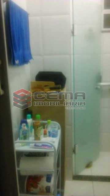 Banheiro  - Apartamento à venda Rua Barata Ribeiro,Copacabana, Zona Sul RJ - R$ 367.000 - LAAP10630 - 7