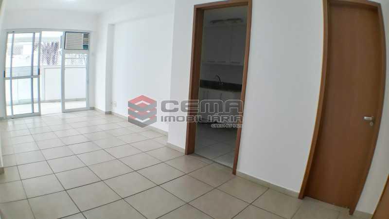 Sala - Apartamento 2 quartos para alugar Botafogo, Zona Sul RJ - R$ 4.750 - LAAP21083 - 21