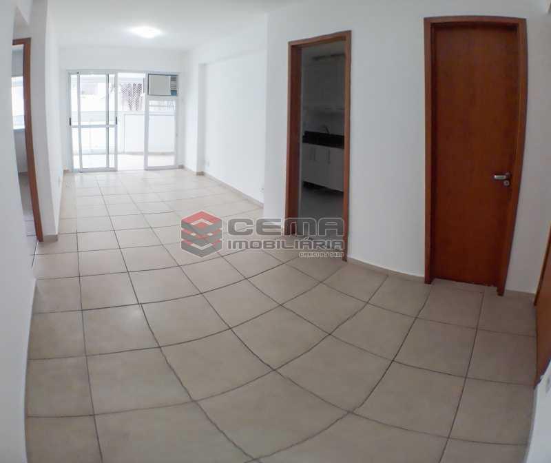 Sala - Apartamento 2 quartos para alugar Botafogo, Zona Sul RJ - R$ 4.750 - LAAP21083 - 4