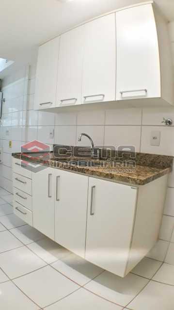 Cozinha - Apartamento 2 quartos para alugar Botafogo, Zona Sul RJ - R$ 4.750 - LAAP21083 - 14