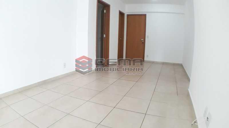 Sala - Apartamento 2 quartos para alugar Botafogo, Zona Sul RJ - R$ 4.750 - LAAP21083 - 5