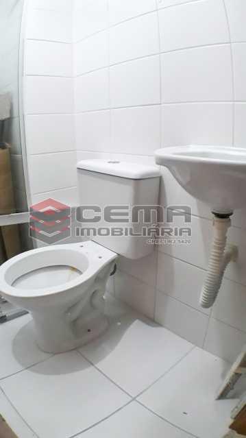 Banheiro Social - Apartamento 2 quartos para alugar Botafogo, Zona Sul RJ - R$ 4.750 - LAAP21083 - 18
