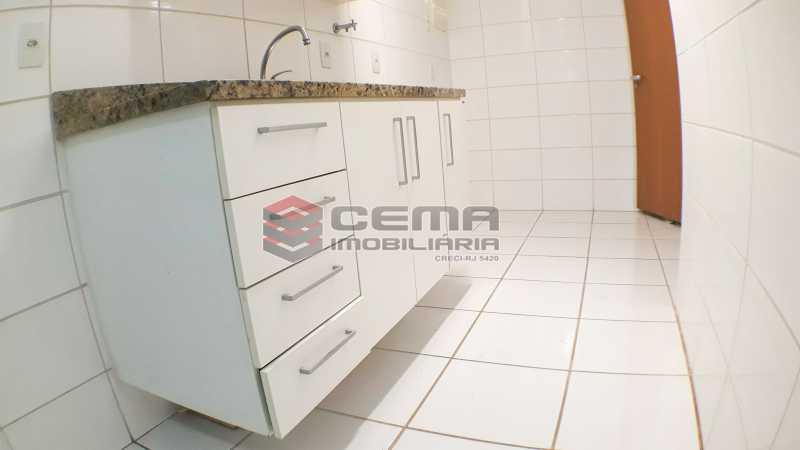 Cozinha - Apartamento 2 quartos para alugar Botafogo, Zona Sul RJ - R$ 4.750 - LAAP21083 - 15