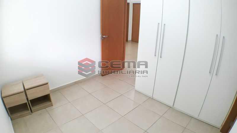 Quarto 1 - Apartamento 2 quartos para alugar Botafogo, Zona Sul RJ - R$ 4.750 - LAAP21083 - 12