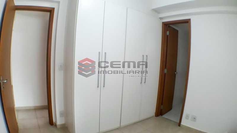 Quarto 1 - Apartamento 2 quartos para alugar Botafogo, Zona Sul RJ - R$ 4.750 - LAAP21083 - 11