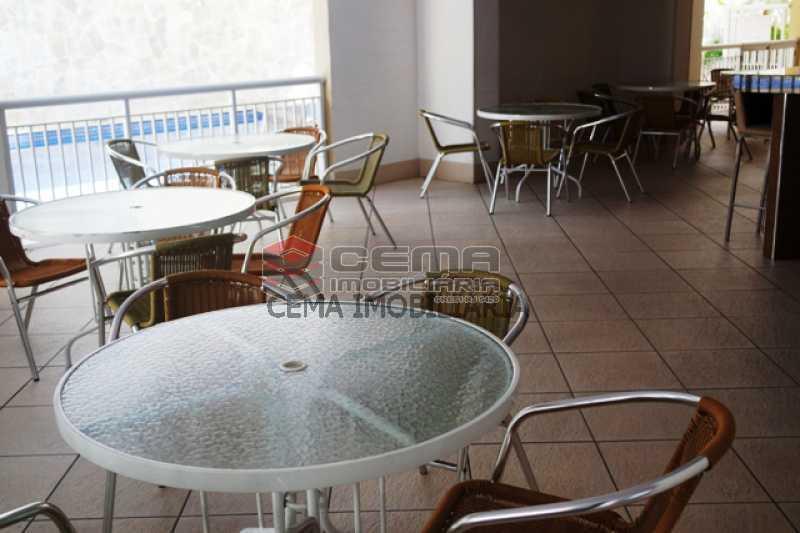 Infra - Apartamento 2 quartos para alugar Botafogo, Zona Sul RJ - R$ 4.750 - LAAP21083 - 25