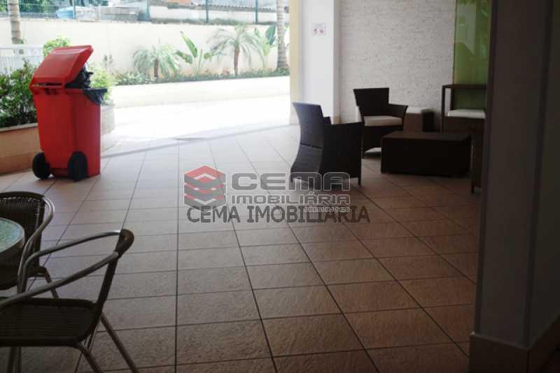 Infra - Apartamento 2 quartos para alugar Botafogo, Zona Sul RJ - R$ 4.750 - LAAP21083 - 27