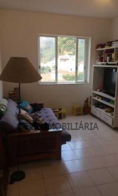 quarto 4 - Cobertura à venda Rua Belisário Távora,Laranjeiras, Zona Sul RJ - R$ 2.500.000 - LACO40030 - 15