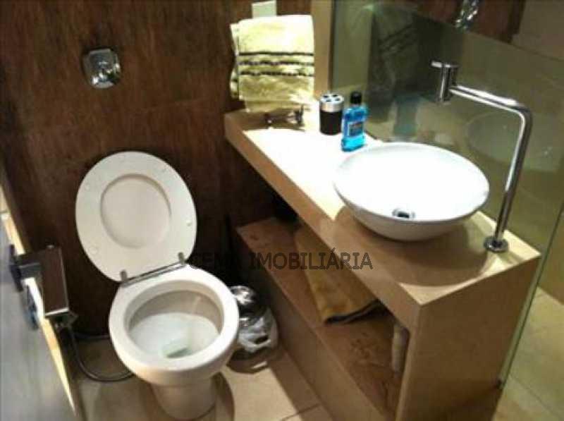banheiro - Apartamento 1 quarto à venda Flamengo, Zona Sul RJ - R$ 515.000 - LAAP10648 - 8