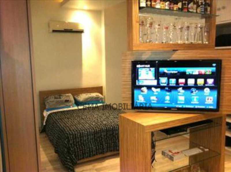 quarto - Apartamento 1 quarto à venda Flamengo, Zona Sul RJ - R$ 515.000 - LAAP10648 - 10