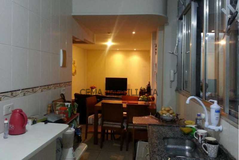 cozinha - Apartamento À Venda - Botafogo - Rio de Janeiro - RJ - LAAP30912 - 8