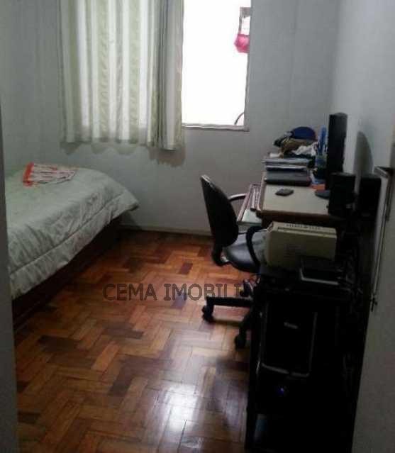 quarto 2 - Apartamento À Venda - Botafogo - Rio de Janeiro - RJ - LAAP30912 - 5