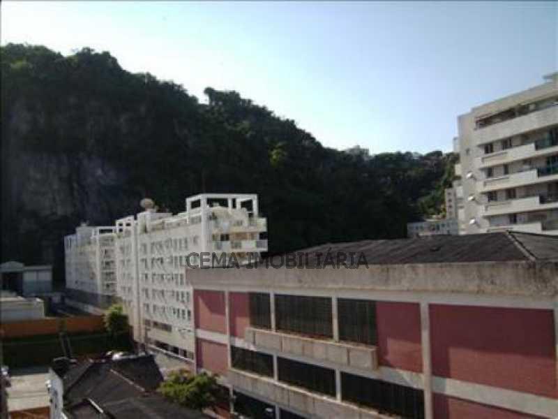 vista - Cobertura 3 quartos à venda Botafogo, Zona Sul RJ - R$ 1.650.000 - LACO30069 - 6