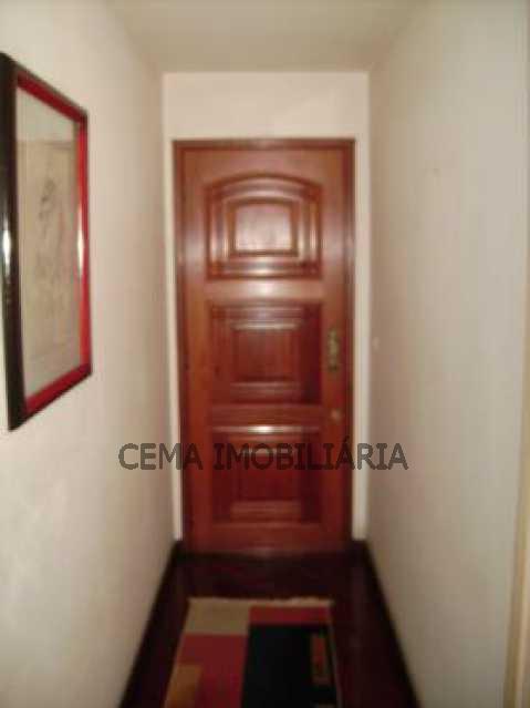 hall - Cobertura 3 quartos à venda Botafogo, Zona Sul RJ - R$ 1.650.000 - LACO30069 - 11