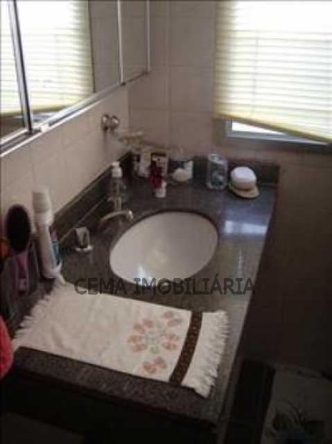 banheiro suíte 3 - Cobertura 3 quartos à venda Botafogo, Zona Sul RJ - R$ 1.650.000 - LACO30069 - 14