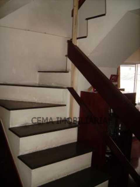 escada de acesso - Cobertura 3 quartos à venda Botafogo, Zona Sul RJ - R$ 1.650.000 - LACO30069 - 15