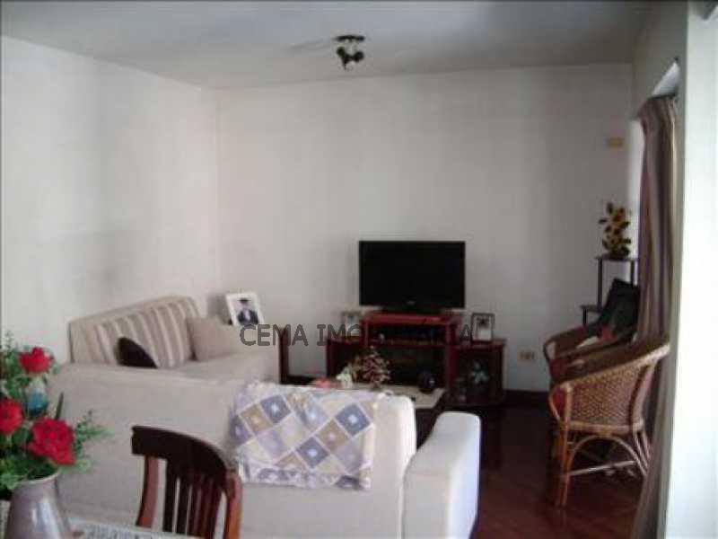 sala - Cobertura 3 quartos à venda Botafogo, Zona Sul RJ - R$ 1.650.000 - LACO30069 - 16