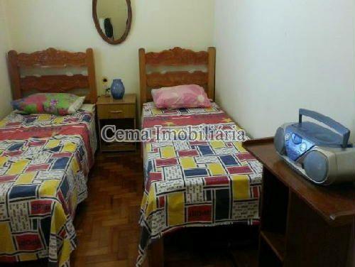 QUARTO SOLTEIRO - Apartamento À Venda - Copacabana - Rio de Janeiro - RJ - LA33403 - 4