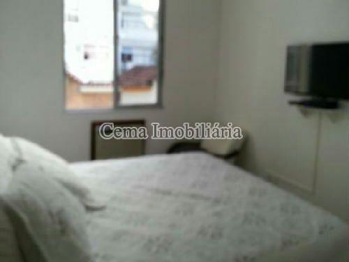 3  QUARTO - Apartamento À Venda - Copacabana - Rio de Janeiro - RJ - LA33403 - 5