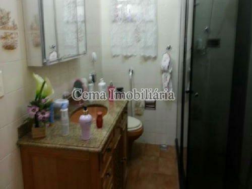 BANHEIRO - Apartamento À Venda - Copacabana - Rio de Janeiro - RJ - LA33403 - 6
