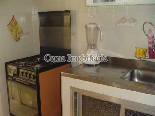 COZINHA - Apartamento À Venda - Copacabana - Rio de Janeiro - RJ - LA33403 - 7