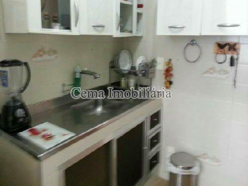 COZINHA ANGULO2 - Apartamento À Venda - Copacabana - Rio de Janeiro - RJ - LA33403 - 8