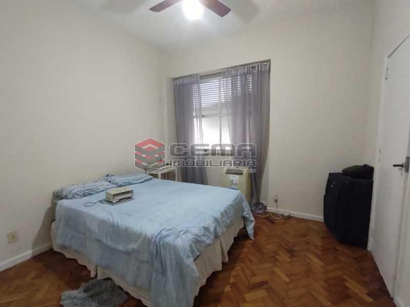 SUITE - Apartamento 3 quartos (com suite), Humaitá, Localização privilegiada, a 2 minutos da Lagoa, Jardim Botânico e Parque Laje. - LA33414 - 7
