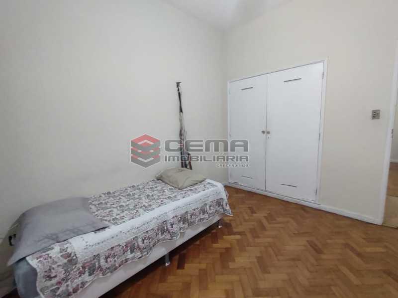 QUARTO3 - Apartamento 3 quartos (com suite), Humaitá, Localização privilegiada, a 2 minutos da Lagoa, Jardim Botânico e Parque Laje. - LA33414 - 14