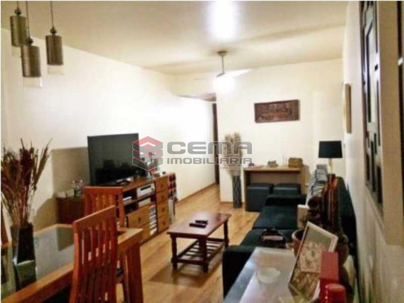 Salão, - Excelente Sala e Quarto mais dependência revertida. Próximo ao metrô e comércio do Catete - LAAP10702 - 1
