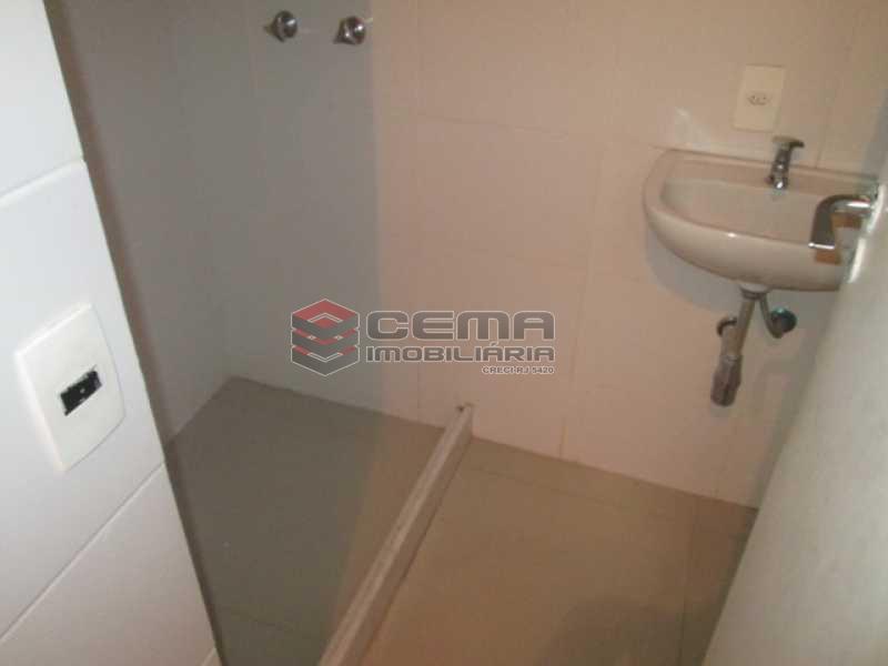 Banheiro - Loja Para Alugar - Catete - Rio de Janeiro - RJ - LALJ00022 - 14