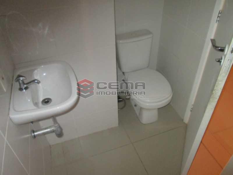 Banheiro - Loja Para Alugar - Catete - Rio de Janeiro - RJ - LALJ00022 - 15