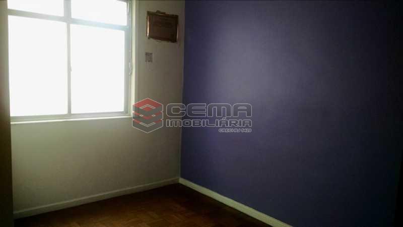 quarto 1 - Apartamento À Venda Rua Sebastião de Lacerda,Laranjeiras, Zona Sul RJ - R$ 600.000 - LAAP10715 - 4